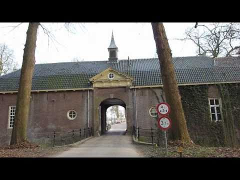 Bicycle trip: Zeist - Bunnik - Utrecht - De Bilt - Zeist [ZBUdBZ Full video]