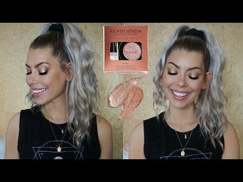Makeup Revolution Flawless Foils??? (Do they work?!?)   BrittanyNichole