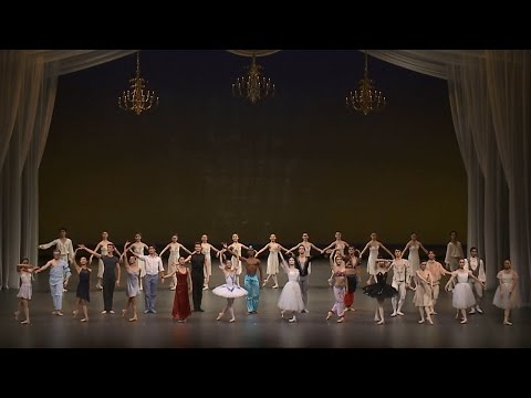 BALLET ASTERAS 2016 ~ Inviting Japanese Dancers from Overseas ~