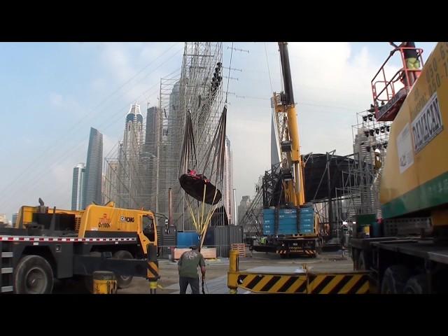 Human Slingshot – BASE Catapult | 0-200kph in 1 second