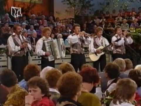 Alpenland Quintett  Piroschka 1991