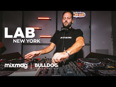 Enrico Sangiuliano In The Lab NYC