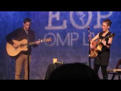 Glen Phillips & Natalia Zuckerman - Here Comes the Rain Again LIVE - January 11, 2015 - Atlanta mp3