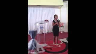 Forward in Faith Cyprus  (ZAOGA) Easter 2016