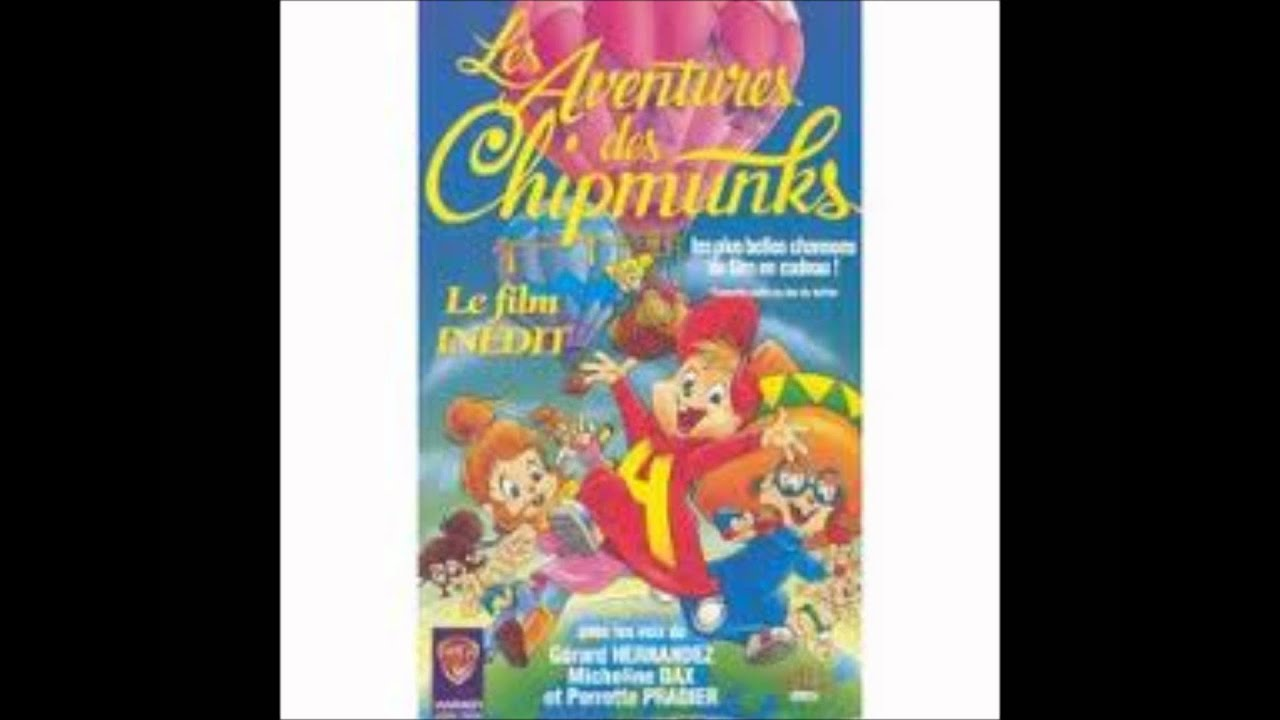 Wooly Bully Les Aventures Des Chipmunks Youtube
