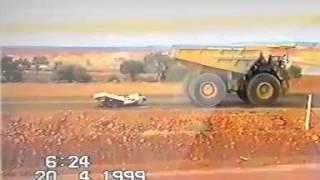biggest dump truck crash ,amazing bulldozer crushes, accidents fails complication