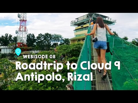Cloud 9 feels in Antipolo Rizal (Ep#8) - Nognog in the City