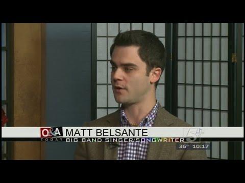 Out & About Today: Matt Belsante