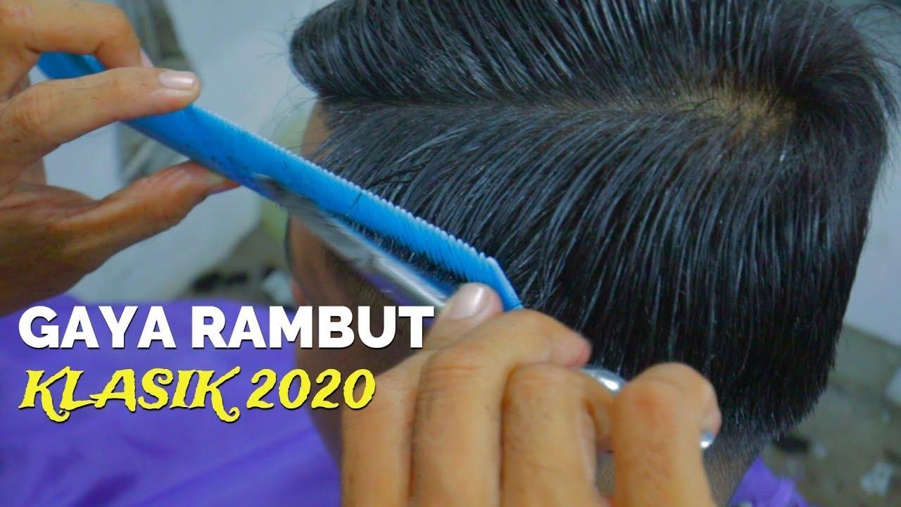 Gaya Rambut Pria Kantoran 2020 ! Gaya Rambut Cowok ...