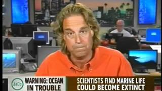 Earth Dr Reese Halter - MSNBC - Oceans are Dying