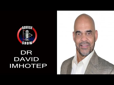 Dr David Imhotep Speaks On The First Americans Were Africans