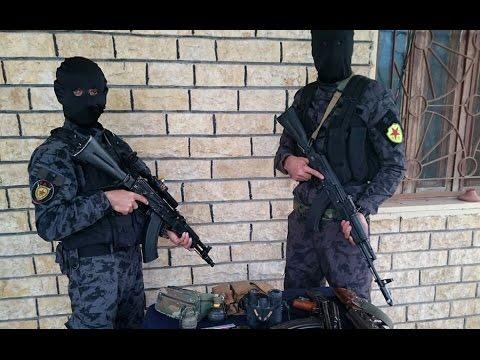 Çeteyên DAIŞ'ê Bûn Armanca Operasyonek Taybaet Ji Aliyê Yekîneyên Antî Teror (16 Çile)