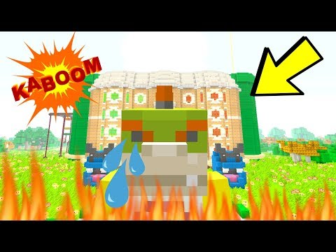 THE END OF THE FUN HOUSE!?! [ANSWERED!] -Nintendo Fun House - (MInecraft Switch) [212]