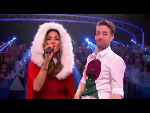 By Ali Rabchik Nicole Scherzinger, Ricky Wilson & Melanie C   Christmas
