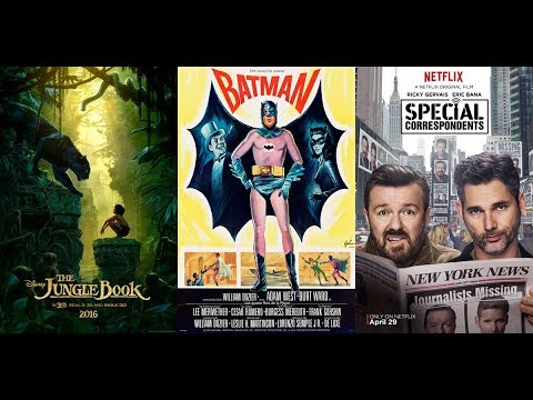 Movie Epidemic 87: The Jungle Book / Special Correspondents / Batman The Movie