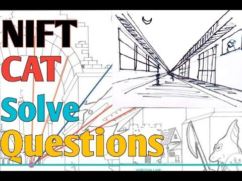 NIFT CAT SOLVED QUESTION