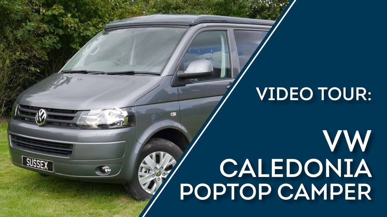 Vw volkswagen caledonia camper poptop 2 berth 4 berth sussex campervans surrey kent london brighton youtube