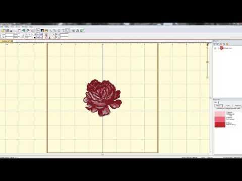 EmbroideryWorks Everyday  - Thread Conversion
