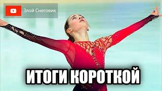 ИТОГИ КОРОТКОЙ ПРОГРАММЫ Девушки Кубок России по Фигурному Катанию 2021 Второй Этап