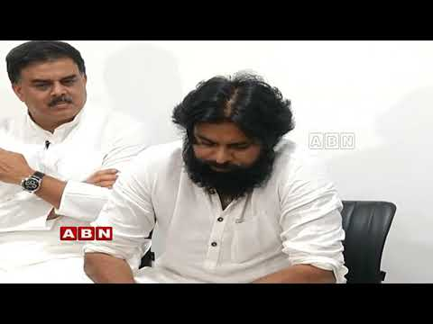 Pawan Kalyan Speaks To Media After Defeat In AP Elections 2019 | ABN Telugu