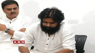 Pawan Kalyan Speaks To Media After Defeat In AP Elections 2019 | ABN Telugu