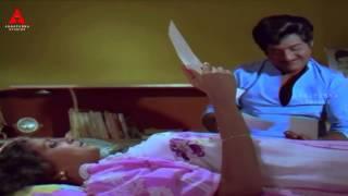 Chandra Mohan Romantic Scene || Vikram Movie || Nagarjuna,Shobana