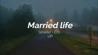 15 min. Stuff we did (married life) slowed + eco