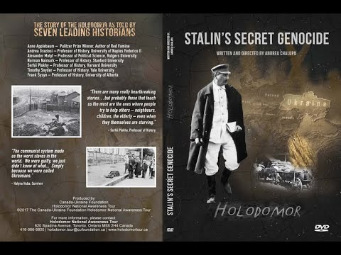 Holodomor: Stalin's Secret Genocide (2016 documentary short)