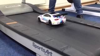 imitation drag race for BMW M3 RC