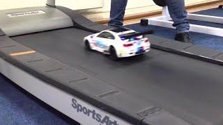 imitation drag race for BMW M3 RC