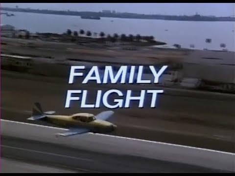 Family Flight (1972 TV Movie) Rod Taylor, Dina Merrill