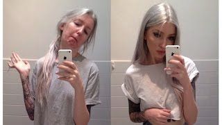 One hour in the bathroom - kimberryberry thumbnail