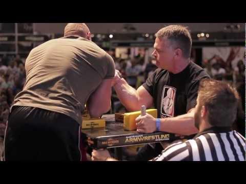 John Brzenk vs Europes Strongest Man
