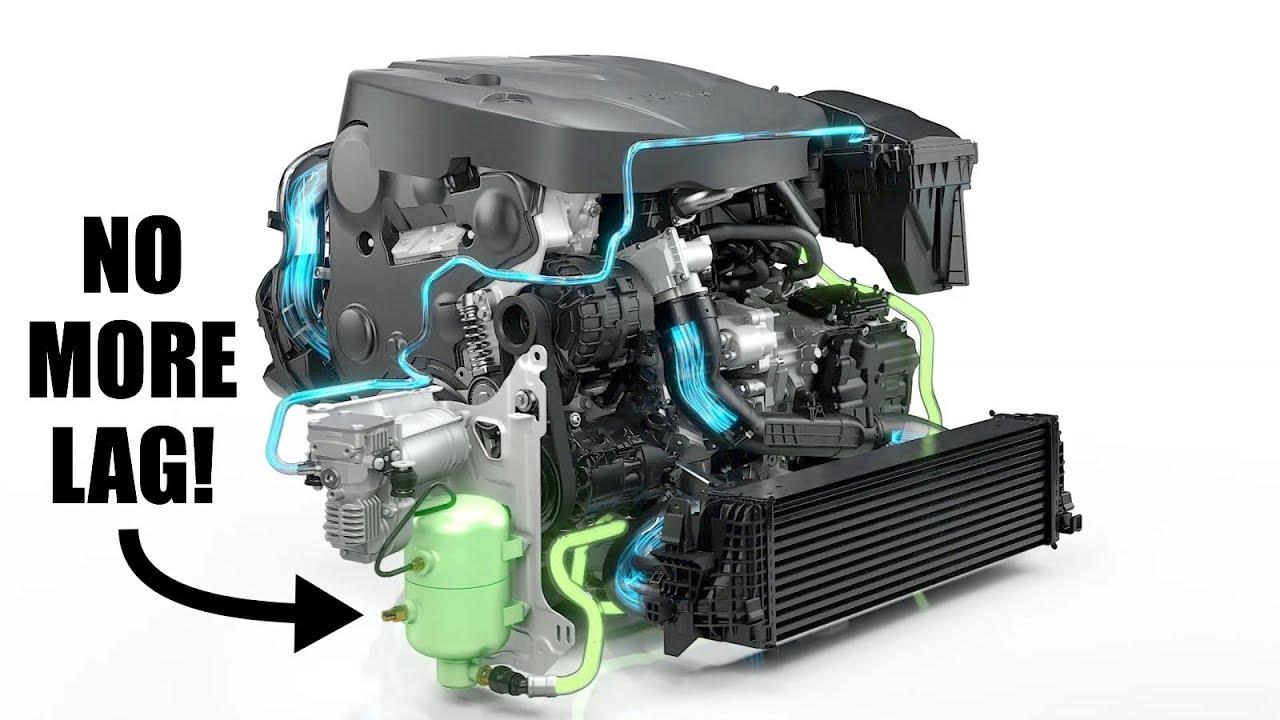 Volvo นำเสนอโซลูชั่น PowerPulse แก้ปัญหาเทอร์โบรอรอบแบบง่ายๆ
