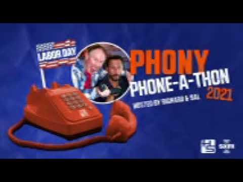2021 Phoney Phone Cal A Thon 1