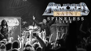 """Armored Saint – Spineless (From """"Symbol of Salvation Live"""")"""