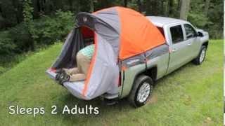 Rightline Gear Truck Tent Set Up Tutorial