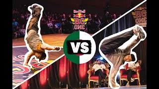 Red Bull BC One Cypher Algeria 2019 | Semifinal: B-Boy Outto vs. B-Boy Soan