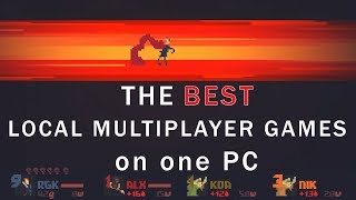 The best local multi-player games on one PC