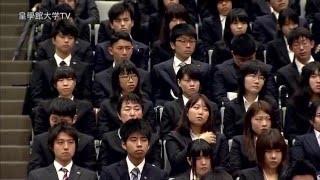 皇學館TVニュース No,9 平成28年度 皇學館大学入学式