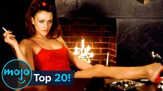 Top 20 Hottest Female Movie Villains of All Time