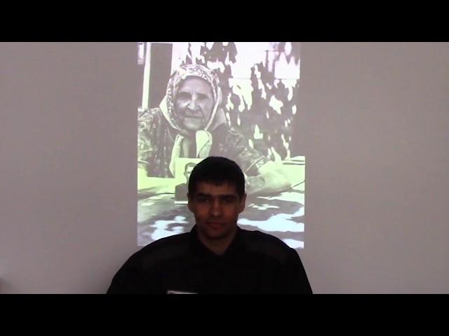 Изображение предпросмотра прочтения – ТахирБураков читает произведение «Жди меня, и я вернусь» К.М.Симонова
