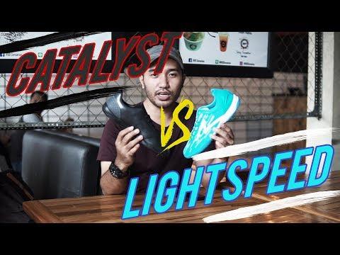 MANA LEBIH BAIK? ORTUS CATALYST vs SPECS LIGHTSPEED?!