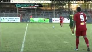 Nikola Vasilic 2014 OFC Champions League