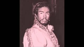 Mario del Monaco - Verdi -La traviata- Lunge da lei... De` miei bollenti spiriti