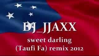 DJ_JJAXX - Sweet darling (Taufi Fa) remix 2012