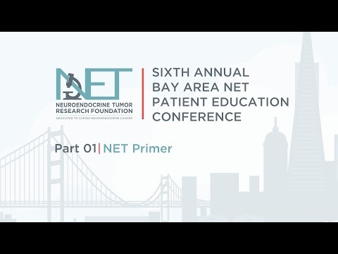 NET Primer; Pamela Kunz, MD, Stanford University