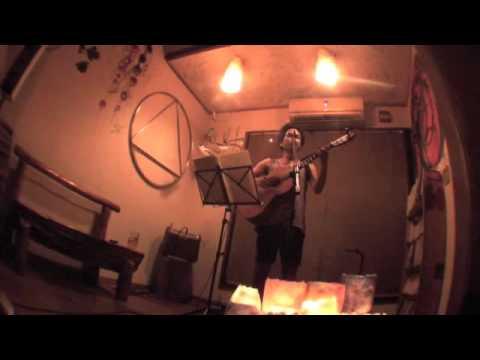 JUNN acoustic conscious live@クジラウオ 1