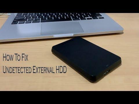 Cara Memperbaiki External Harddisk Tidak Terdeteksi - Mengganti Casing HDD