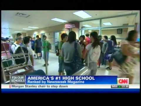 CNN Science and Engineering Magnet Dallas ISD